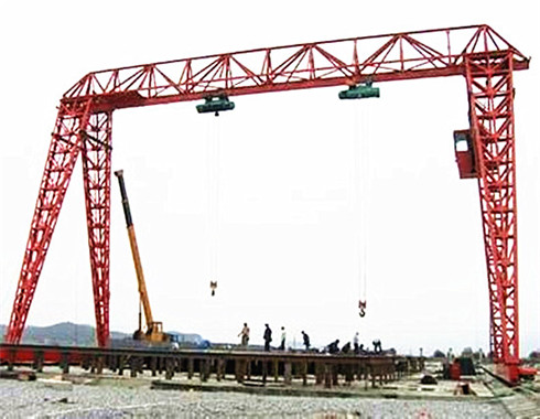 1 ton truss gantry crane for your business here.