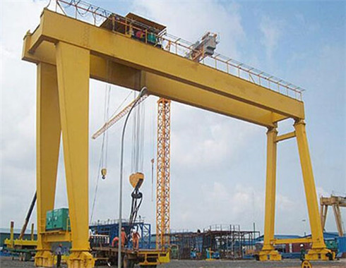 20 ton gantry crane for sale with high quality.