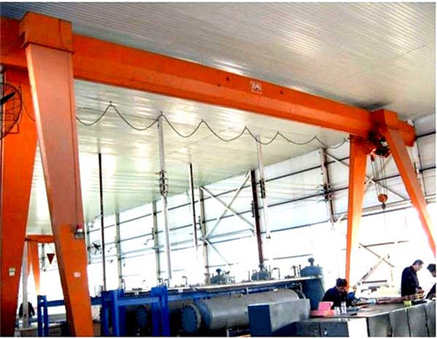 20 Ton Gantry Crane Indoor