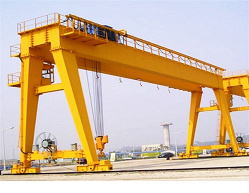 25 ton double girder gantry crane for sale