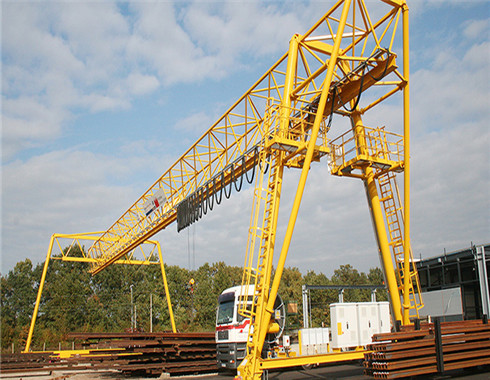 25 ton truss gantry crane for sale