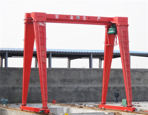 3 ton gantry cranes are supplied in our group.