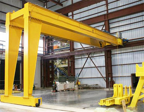 30 ton semi gantry crane for sale with the best price.