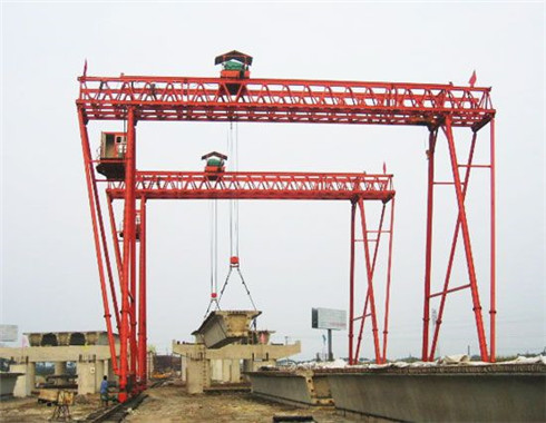 5 ton truss gantry crane for sale with the high quality.