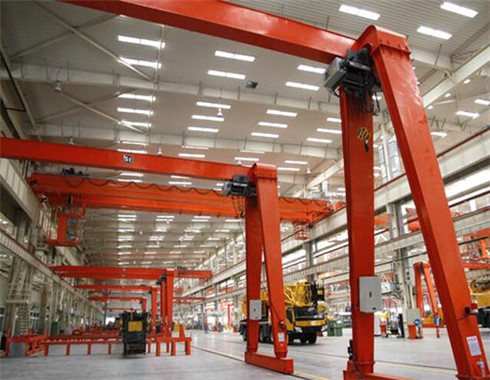 semi 6 ton gantry crane for sale