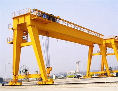 heavy duty gantry cranes are supplied here.