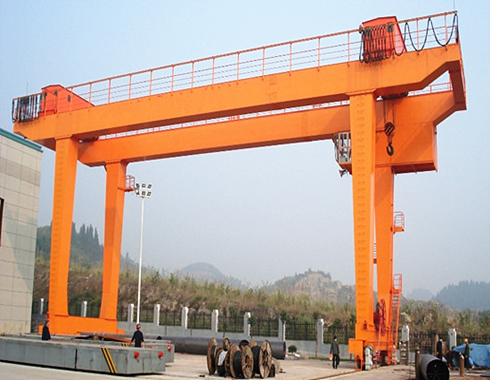 duble girder 5 ton gantry crane for sale