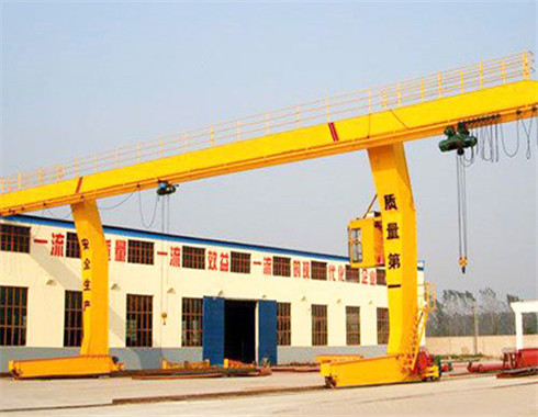 L type 20 ton agntry crane for sale