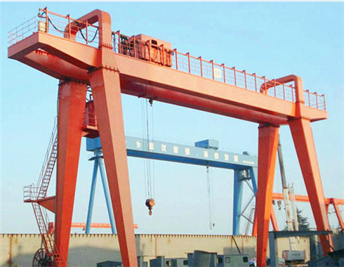 double girder 15 ton gantry crame for sale