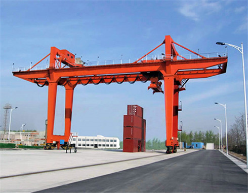 double girder gantry crane for sale with the best price.