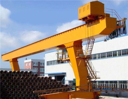 L type gantry crane for sale