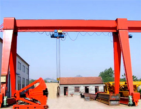 portable 15 ton gantry crane