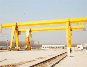 high quality sigle girder gantry crane for sale.