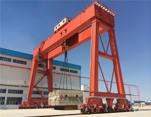 rubber tyred gantry crane used in container for sale