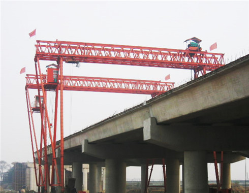 2 ton truss gantry crane