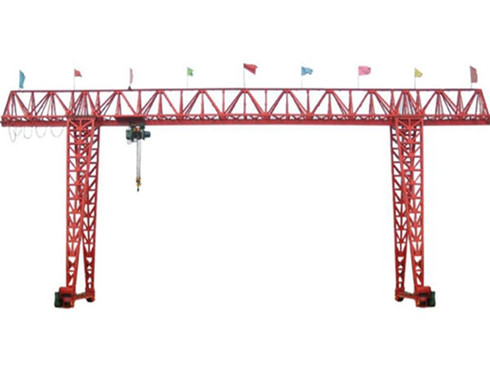 2 ton truss gantry crane for customers.