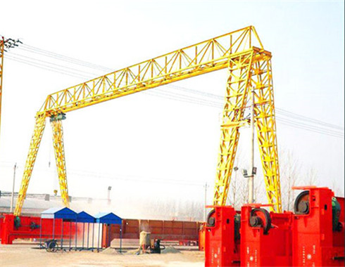 truss 4 ton gantry crane for sale with the best price.