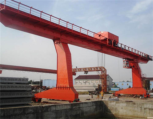 L type cantilever gantry crane for sale with competitive price.