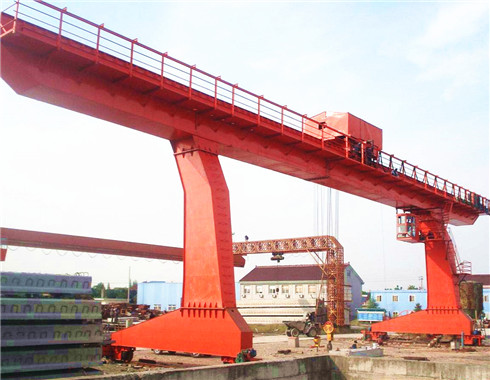 rail mounted gantry cranes have high quality