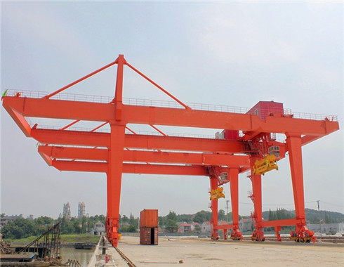 cantilever gantry crane for sale in high quality.