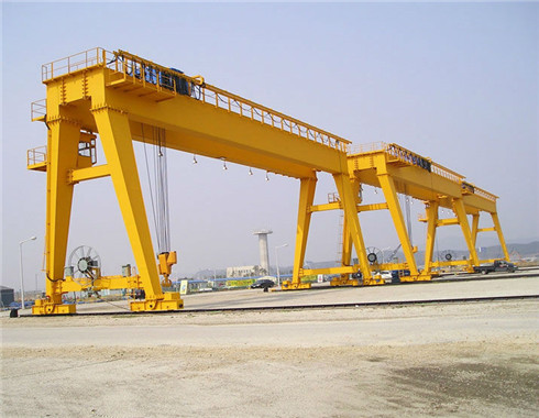 quay gantry crane for sael in high quality.