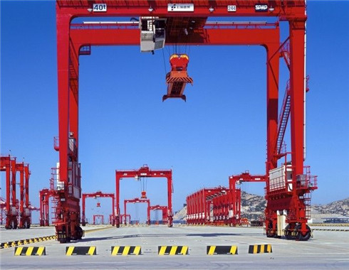 Rail Mounted Gantry Crane Manufacturer