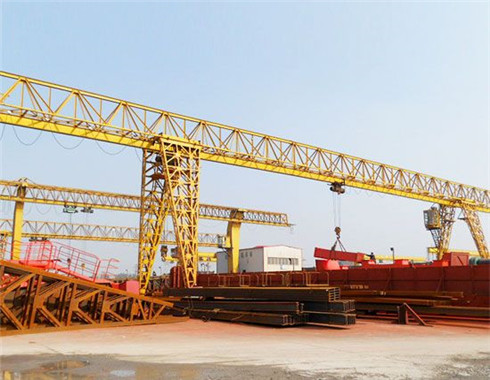 truss cantilever gantry crane for sale