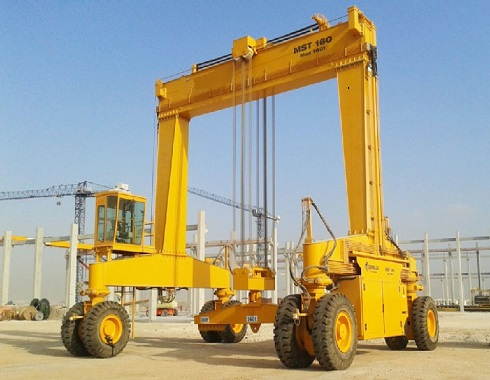 rubber tyred gsntry crane for sale