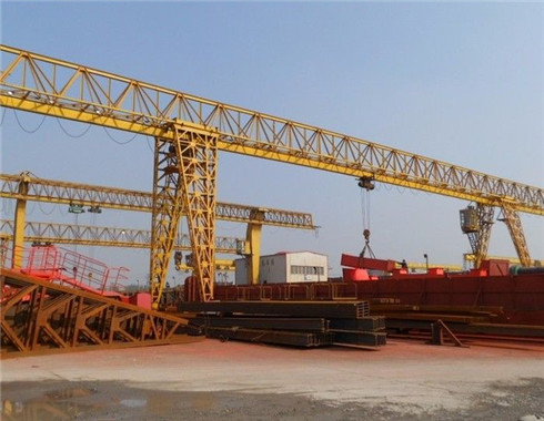 truss travelling gantry crane for sale
