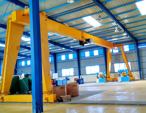Warehouse Gantry Crane for Sale