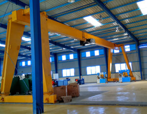 10T Single Girder Gantry Crane Price