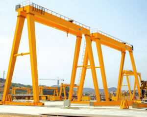 European Type 20 Ton Gantry Crane Manufacturer