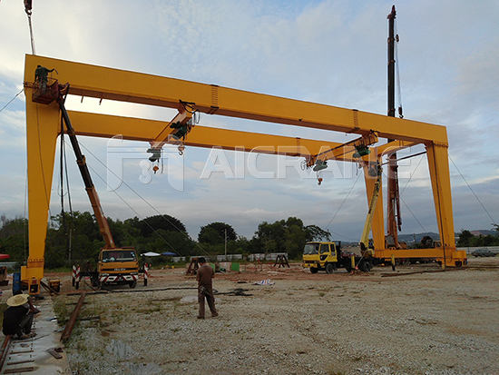 U Type Gantry Crane Price