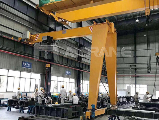 AQ-BMH Semi Gantry Crane for Sale Philippines