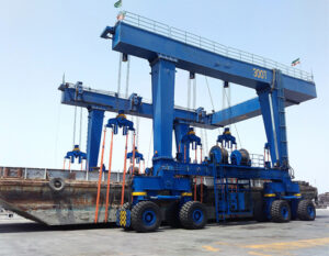 Boat Gantry Crane for Shipyard