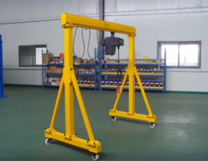 Portable 1 Ton Gantry Crane for Sale