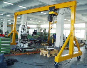 Portable Shop Gantry Crane for Sale