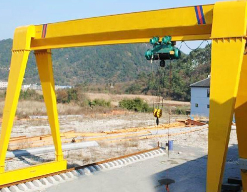 Electric Hoist Gantry Crane Manufacturer